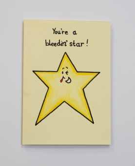 Bleedin' Star